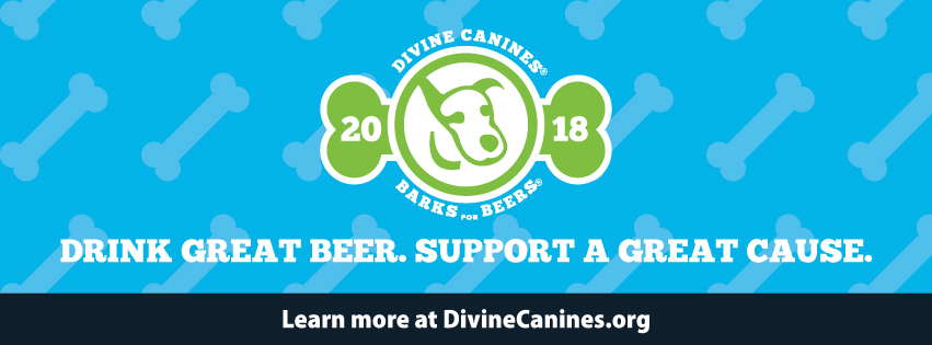 Divine Canines - Barks for Beers 2018