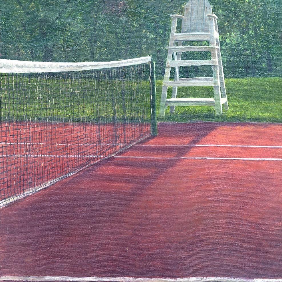 Tennis Court, 14 X 15