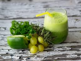 JUICING FOR DETOXIFICATION