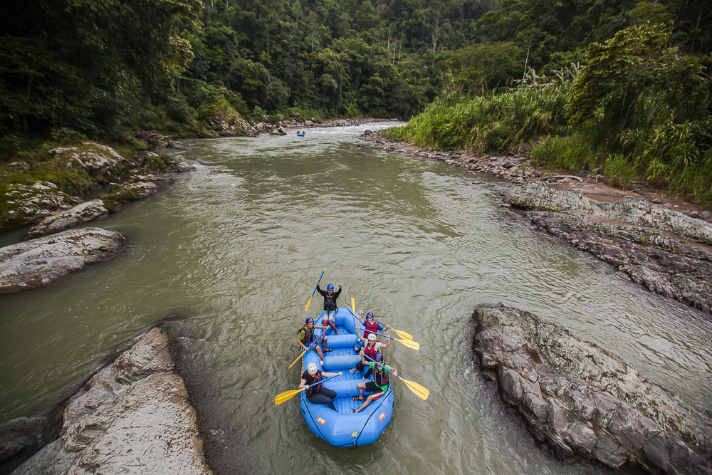 The Pacuare River is considered one of the most beautiful rivers in the world and we give tribute to its magic at Ave Sol River Sanctuary.