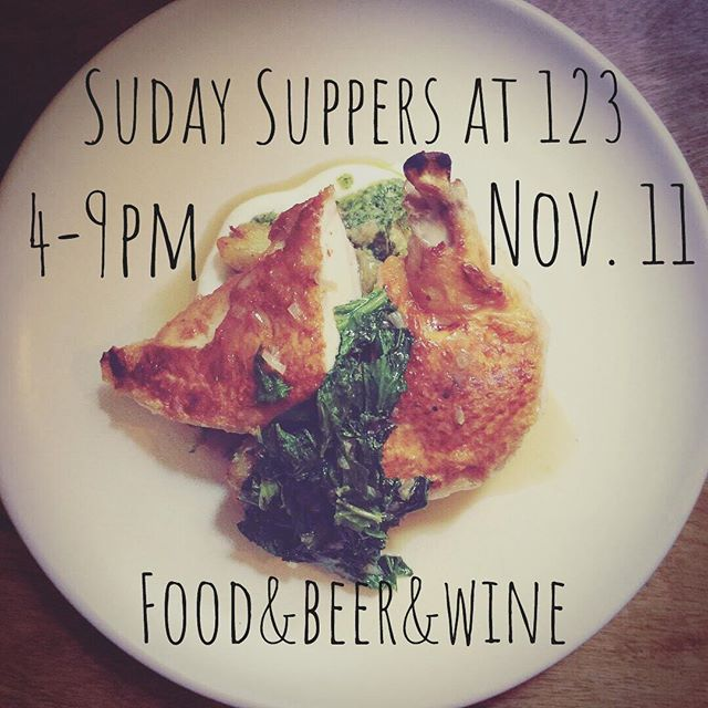 Comfort food and good times to be had here every Sunday! Visit website for details!
