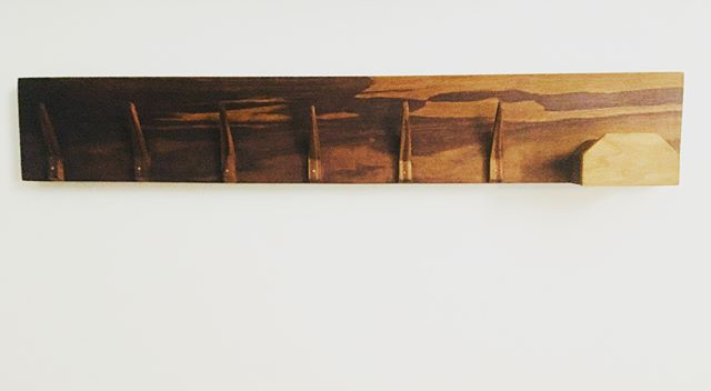 Coat Rack, Walnut - Spring '18