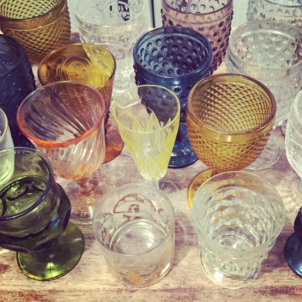 Glassware Variety  | Qty: 100+