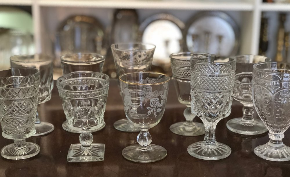 Clear Glass Goblets  | Qty: 250