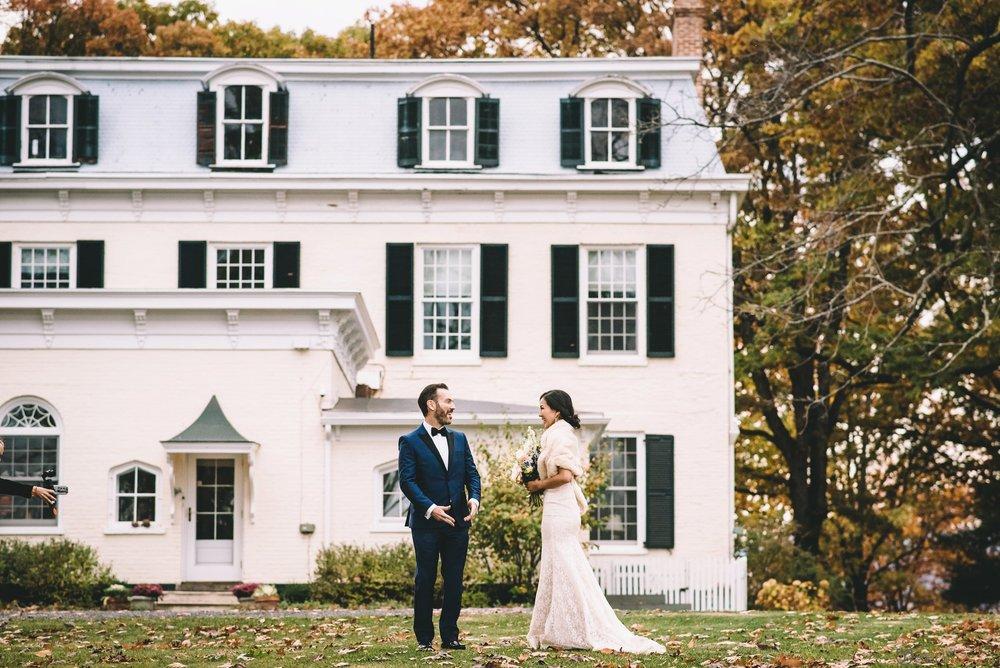 Oak Hill Manor  | Scarlette + David