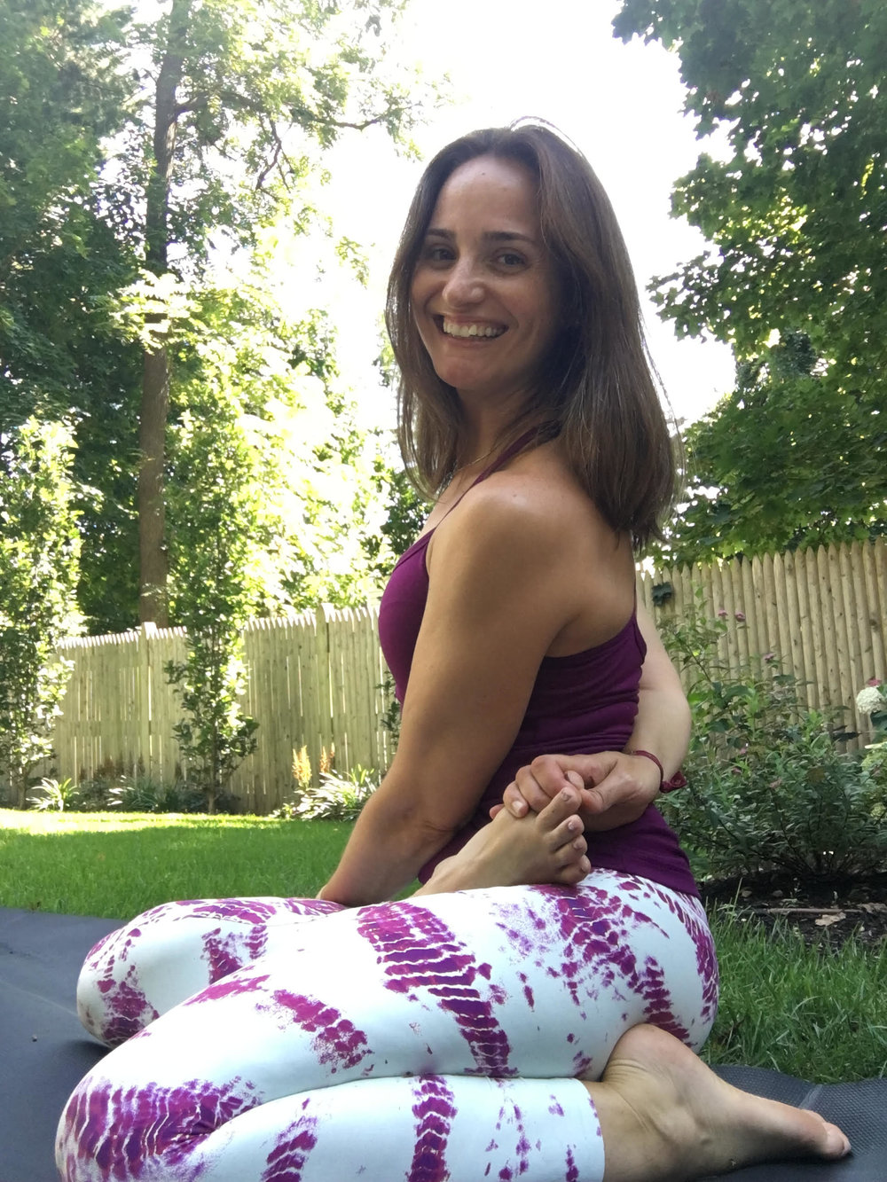 Meet Talita - Team Stamyo's Yoga Ambassador. She's here to answer all your Stamford Yoga questions. Click here to make an appointment with Talita.