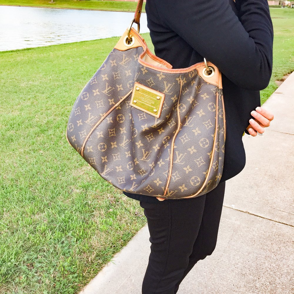 Who doesn't love a classic LV?