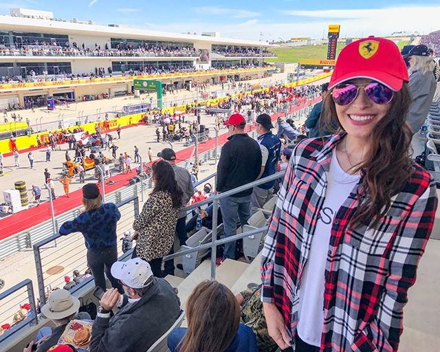 Beautiful day at the races yesterday! @f1 @cota_official #laterpost http://liketk.it/2xRu6 #liketkit @liketoknow.it