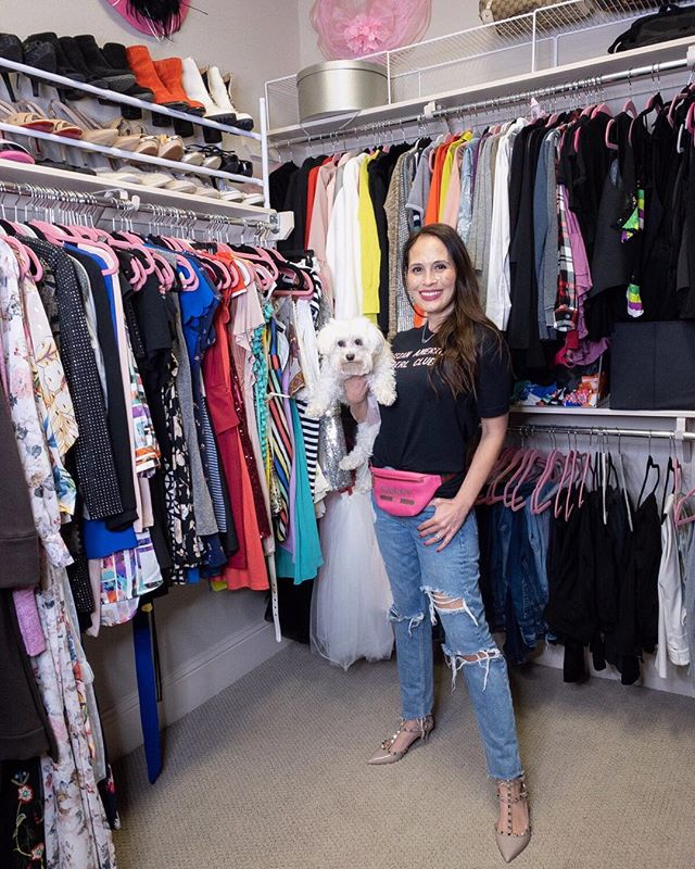 I've never been so excited about organizing until I started following the @mariekondo #konmari method! I've donated 12 plus bags of clothes and I'm selling a select few. Follow @amberlnall_closet to buy brand name clothing for less. Local pick up in Cypress, Texas! http://liketk.it/2zkfs #liketkit @liketoknow.it