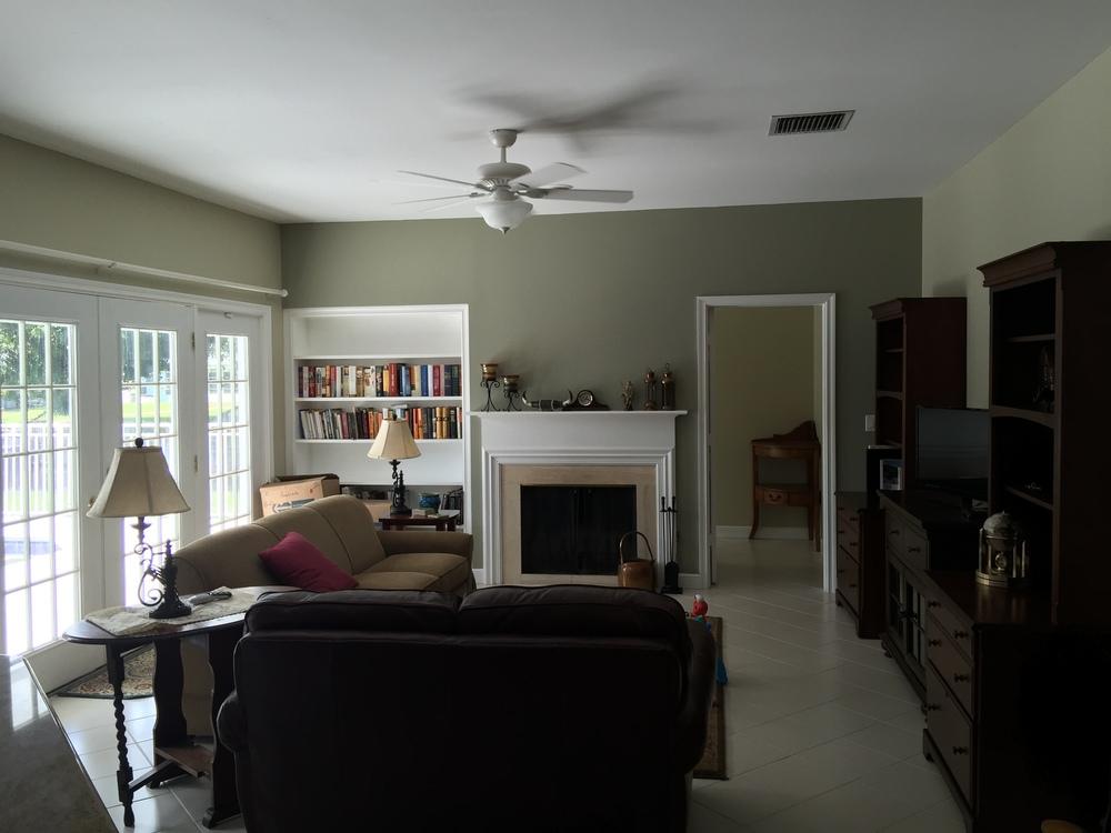 Interior Painting Lake Ida Delray Beach, FL