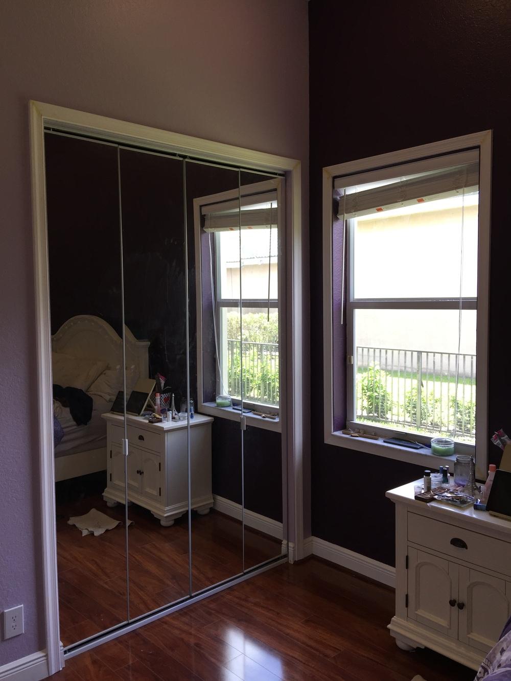 Window and Closet Framing