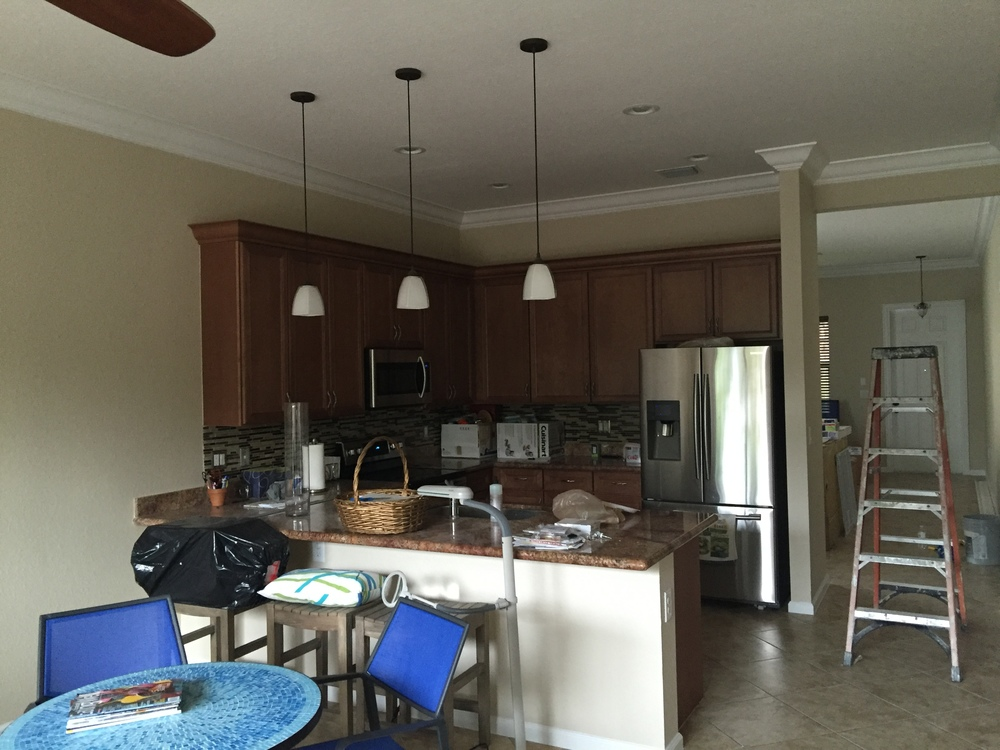 Interior Painting and Carpentry