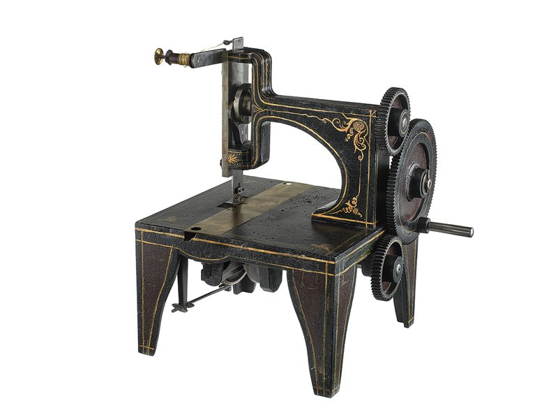 Game Changer: The first-ever Singer machine forged the way for home sewists and big business