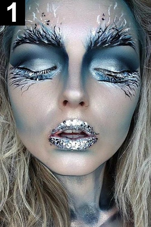 Favorite Halloween MakeUp Looks — Lash & Brow Services in Utah ...