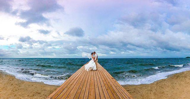 Memories of Leer's lovely wedding in Belize 💛 Shooting at @jaguarreeflodge
