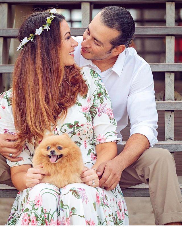 We got to work with the most adorable family ever! ❤️ 🐶. . . . . . . #weddingdog #dogsofinstagram #engaged #theknot #theknotweddings #enjoythejourney #eventplanner #howheasked #wedding2018 #winterwedding #love #weddinginspo #bocaraton #delraybeach #weddinginspiration #soflo #engagementphotos #weddingchicks #weddingplannerboca #instabride #weddingplanner #bridetobe #bossbabe #marthaweddings #southfloridawedding #engagementsession #theaddison #bocaresort #weddingpro