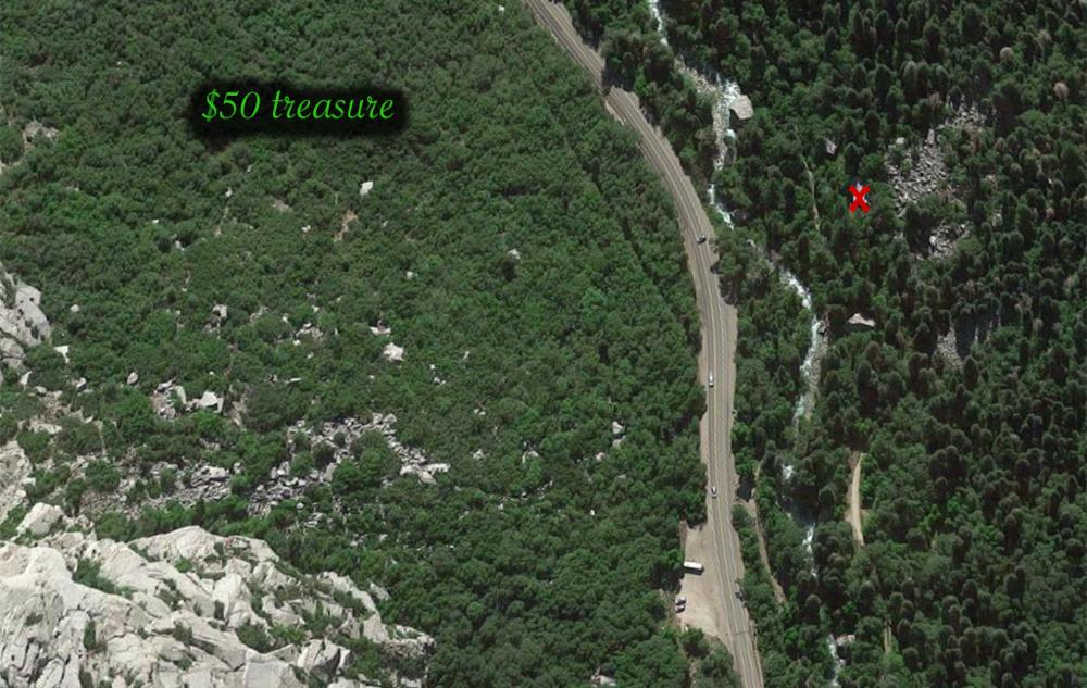 Treasure 2 map