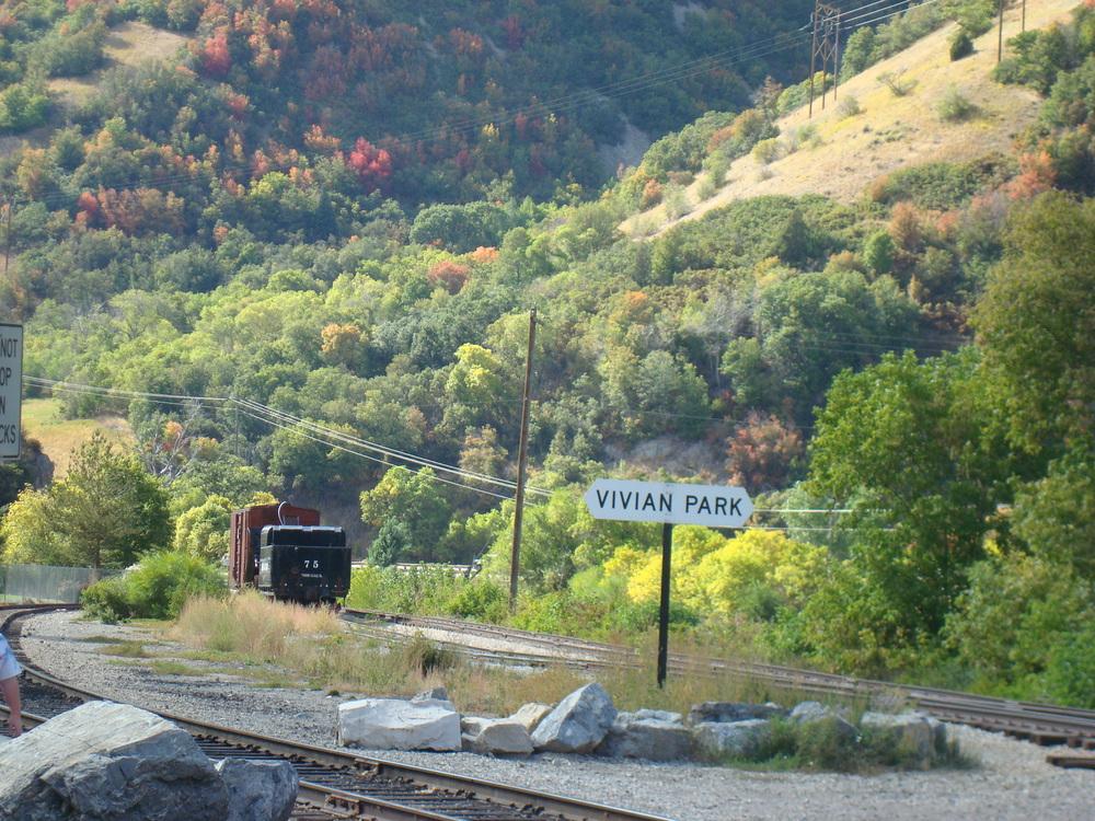 Vivian Park in Provo Canyon
