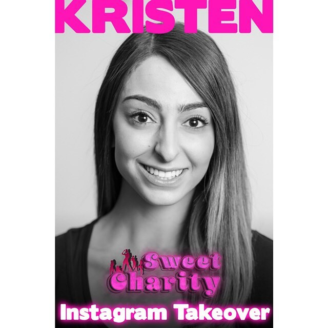 Kristen taking over for the next couple of days! Follow instagram to get the backstage treatment  #tickets #sweetcharity #ocpac #booknow #instagramtakeover #instagram #takeover