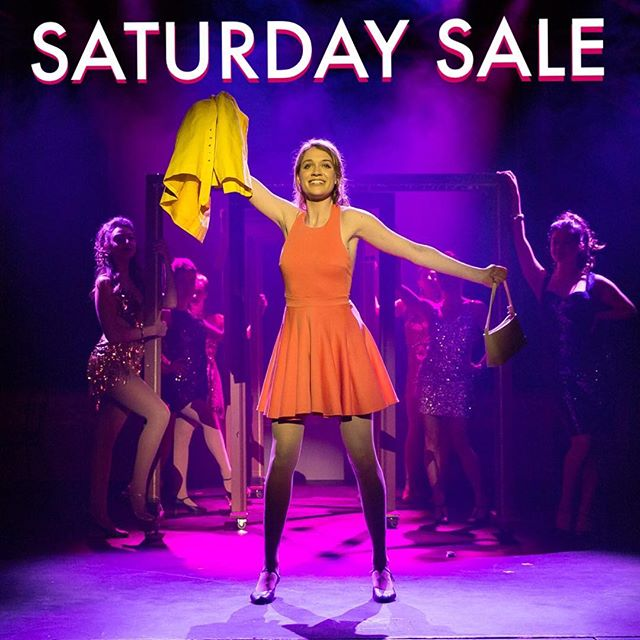 !! SATURDAY SALE !! All tickets to both our Saturday performances are now $25  Don't miss out on what the reviewers are raving about!  #tickets #sweetcharity #booknow #OCCharity #ocpac #saturday #sales
