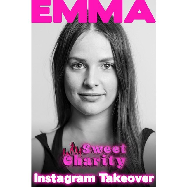 Emma Russell is taking over our Instagram for the next couple of days - tune in to the story each day to catch up on some behind the scenes action !  #OCCharity #sweetcharity #tickets #ocpac #booknow  #instagramtakeover