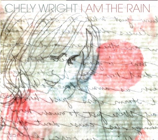"""I Am The Rain"" Album Cover"