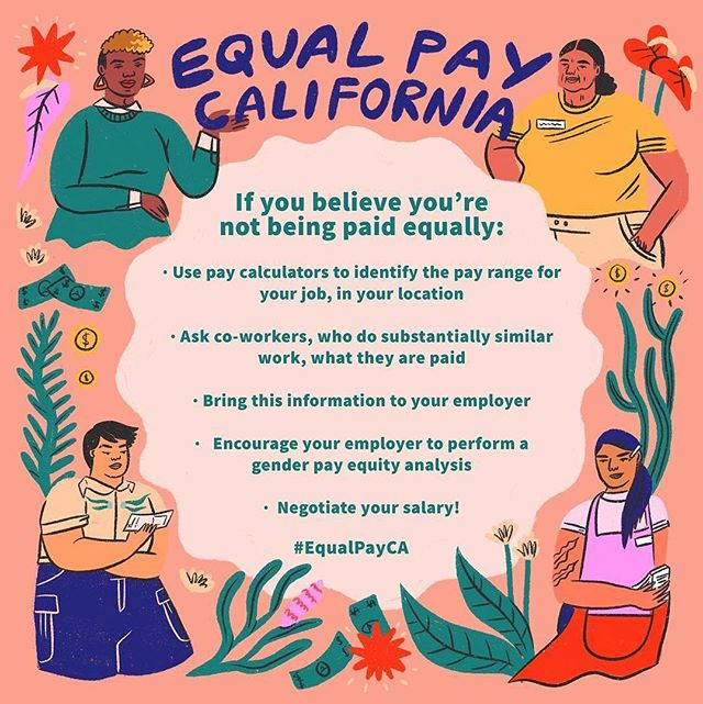 Some tips to advocate for pay equity from @timesupnow and @jennifersiebelnewsom.  While there are systemic changes that need to take place to change (slash entirely dismantle) the exploitative capitalist system that we're currently stuck in, we need to also know how to ask for what we need to financially thrive right now.  I apply this in my work through sharing rates and asking my peers how much they charge for similar work. It can be tough when you're a freelancer and figuring out how much you think your work is worth. I've found that a good place to start is, 'how much would a white cis-man charge for this?' 🤔