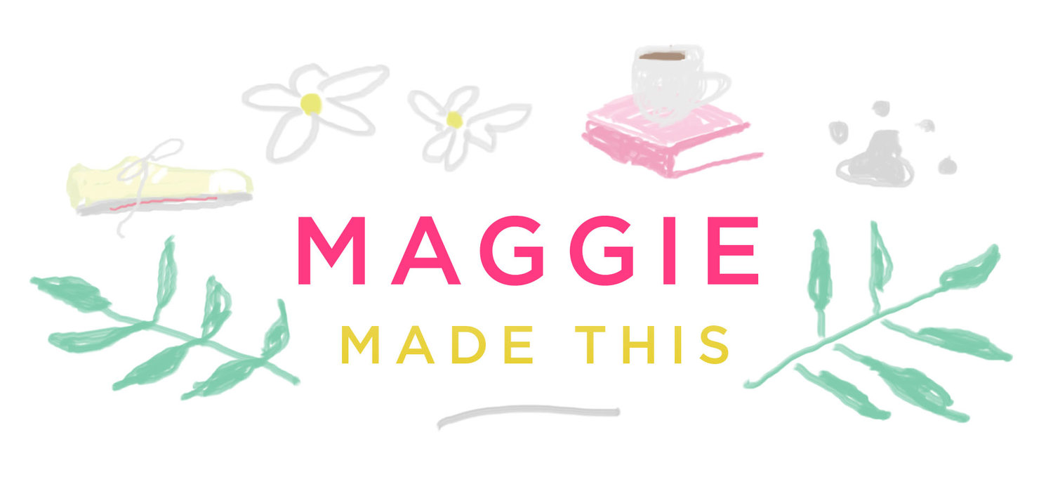 Maggie Edkins | Maggie Made This