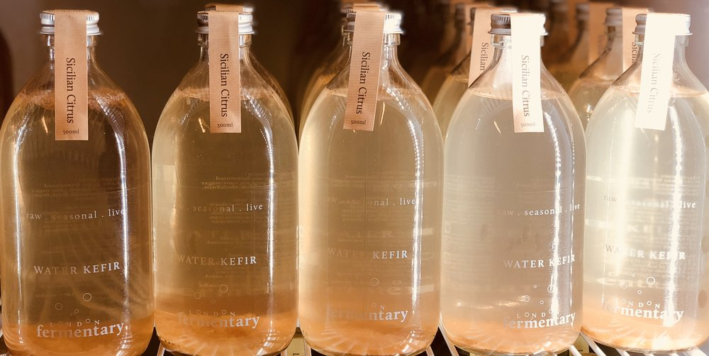 Water Kefir  Photo ©Puntarelle & Co