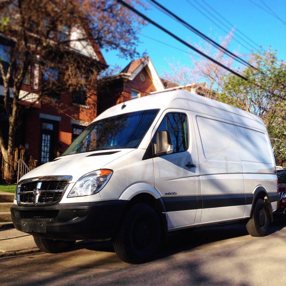 Wild Open Van Build Cost