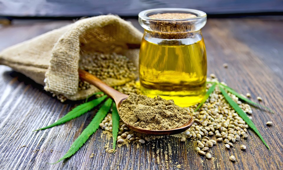 - Cannabis oil is a green liquid that is considered highly volatile, and its component parts are very powerful, including monoterpenes, sesquiterpenes, and other highly active organic compounds. The essential oil is primarily made and distributed from France and various other European countries, but its exportation is somewhat limited by, as mentioned above, the legal ramifications of what Cannabis Oil is derived from.