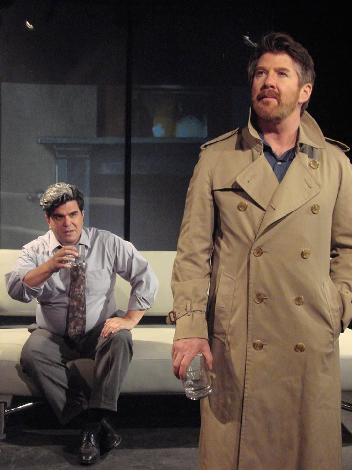 "Robert in ""Betrayal"" at PacRep"