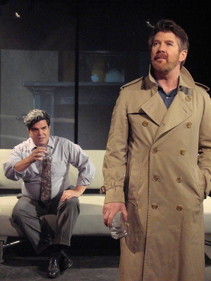 """Robert in """"Betrayal"""" at PacRep"""