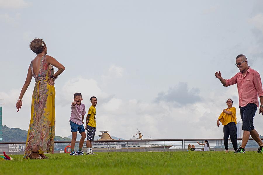 JC CREATIVE 女性攝影師    台北推薦婚攝 女力 人像寫真    華德福 自然風格 手感溫度 親子家庭  香港 父子 母子 家庭紀念照 家族圖像00070.JPG