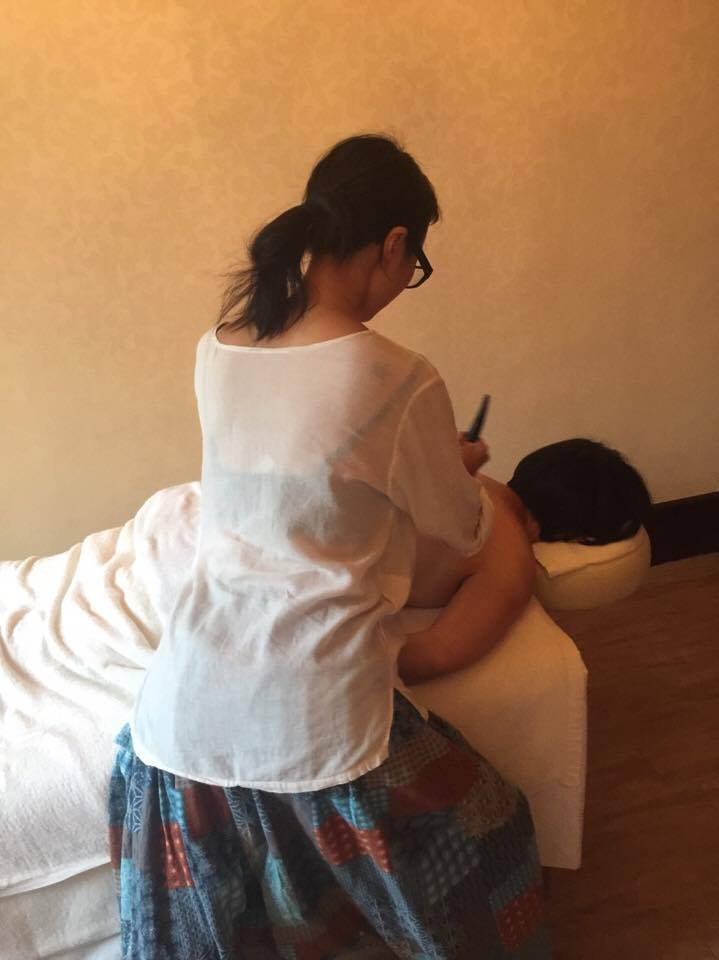 [JC]CREATIVE 女性攝影師  藍星五感 背部撥筋 課程 天然精油 按摩 孕婦寫真 身心靈 女性成長    圖像00006.JPG