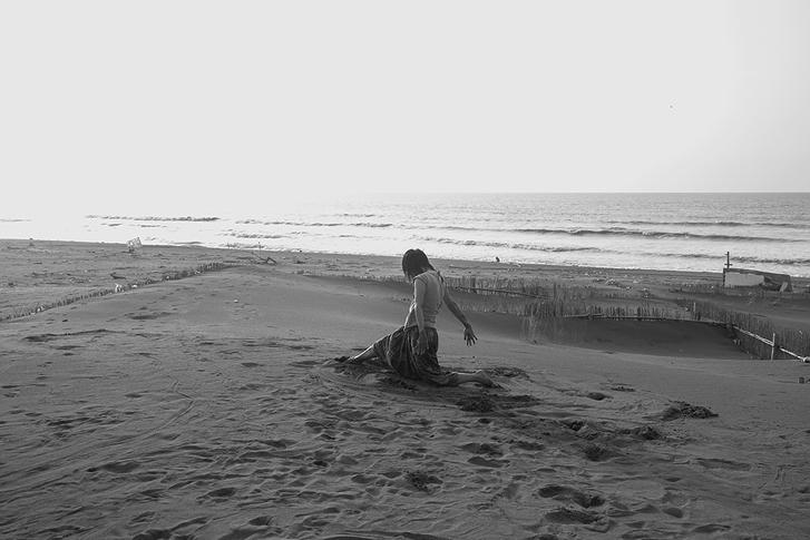 人像攝影 JCCHOW JCCREATIVE 用生命按下快門 女性攝影師 天地 黑白照 圖像00029.JPG