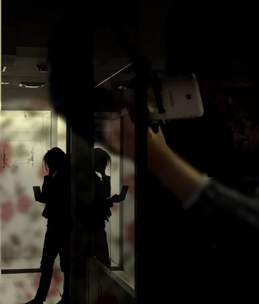 自拍攝影觀心 - 影像自癒工作坊照片 / 攝影 : JC.CHOW