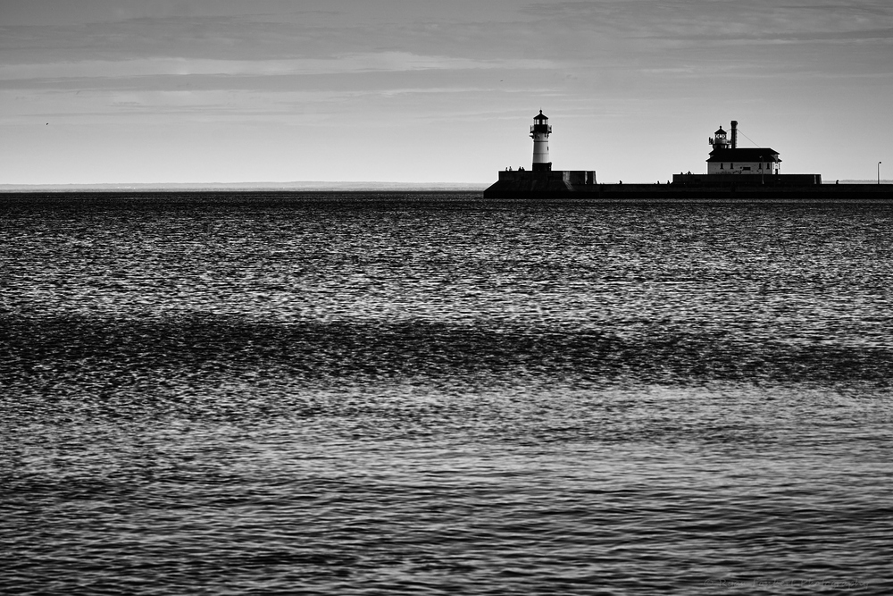 Duluth North Pier Lighthouse