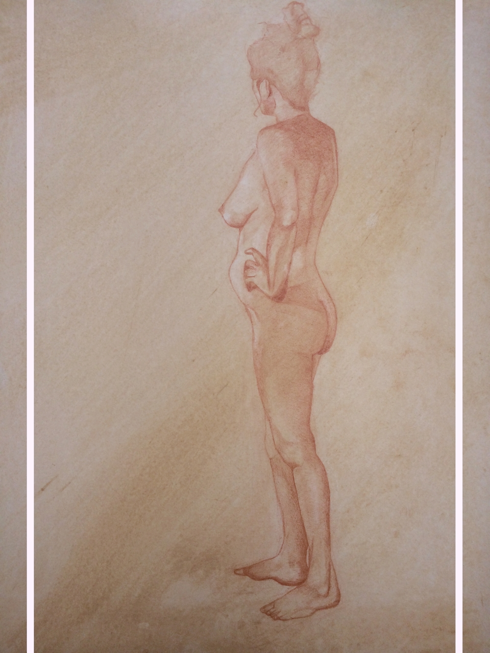 Frank Lombardo's Figure Drawing workshop, Marshall, NC 2016