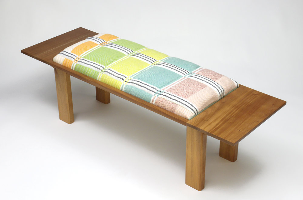 The Double Cloth Bench