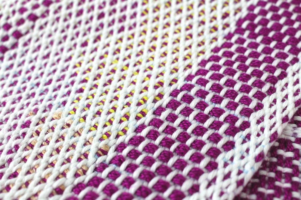 Weaving as Journal no.4