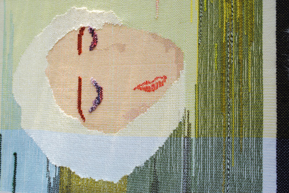 Self Portrait detail