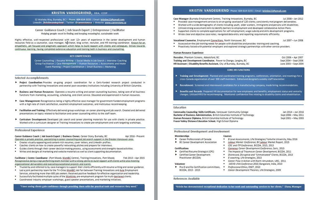 Resume Sample_Page 1 and 2.JPG