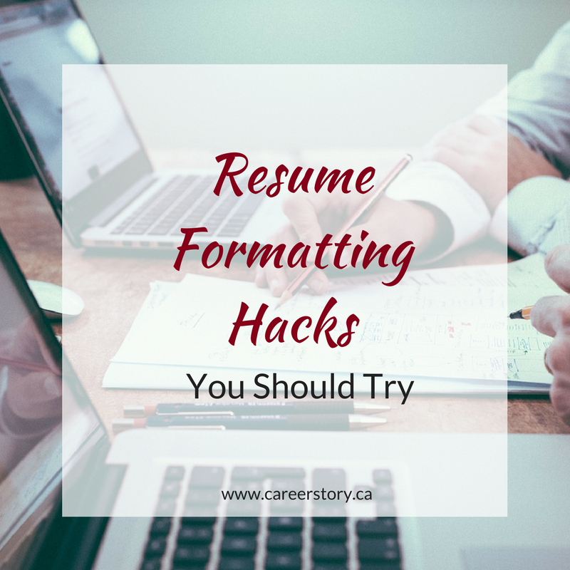 Resume Formatting Hacks.png