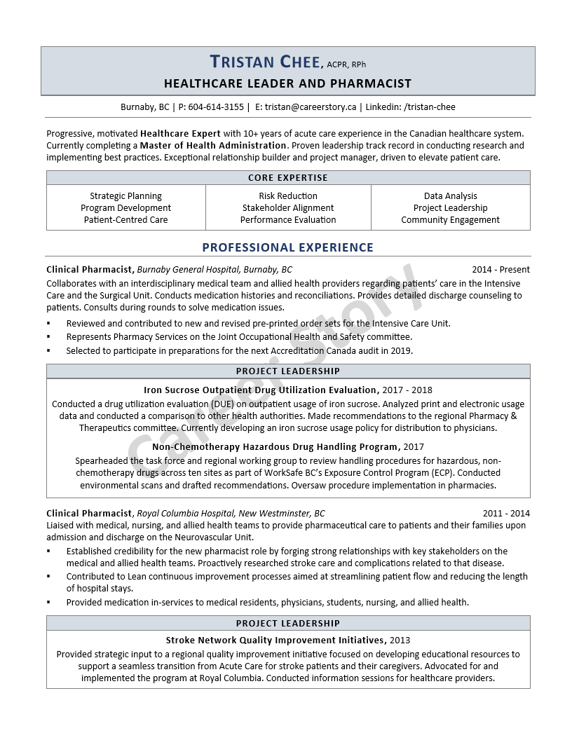 Clinical Pharmacist Resume Zoo Keeper Training