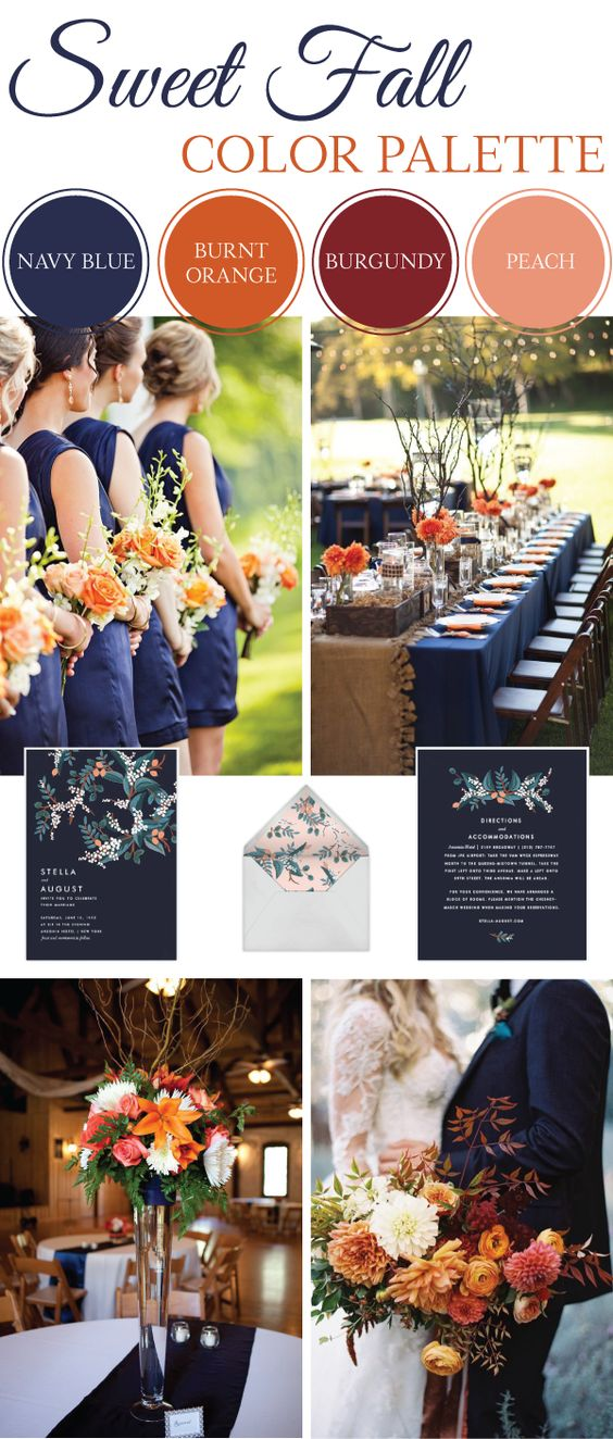 This color scheme layout from linentablecloth.com beautiful!