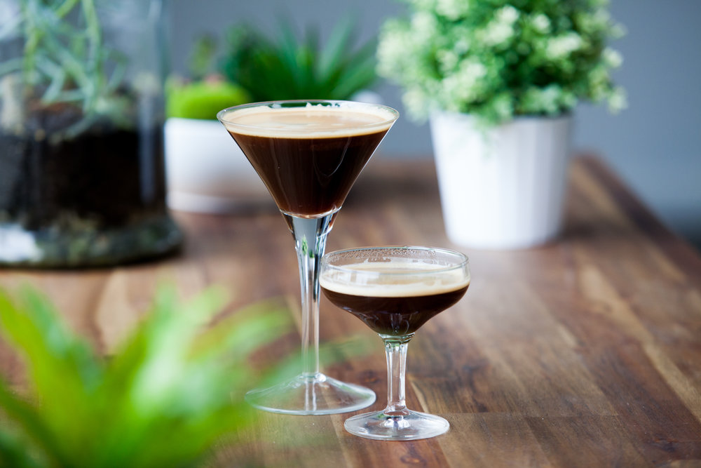 Some of Melbourne's best small batch, single origin coffee in a delicious cocktail. Happy Friday!