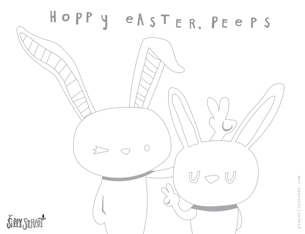 Happy Easter Peeps!