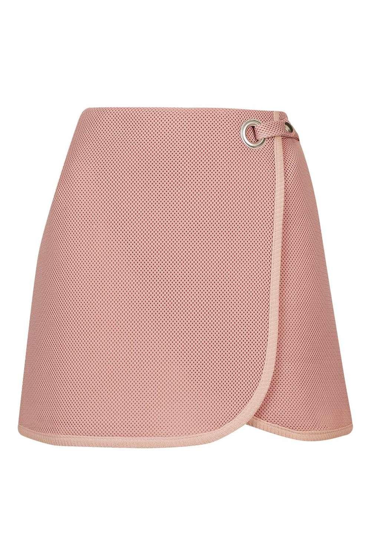 Wrap Skirt TOPSHOP