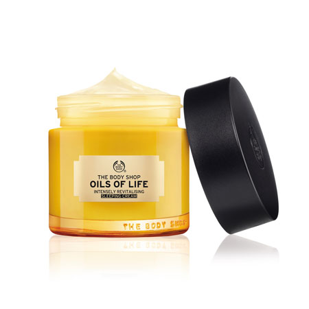 OILS OF LIFE SLEEPING CREAM